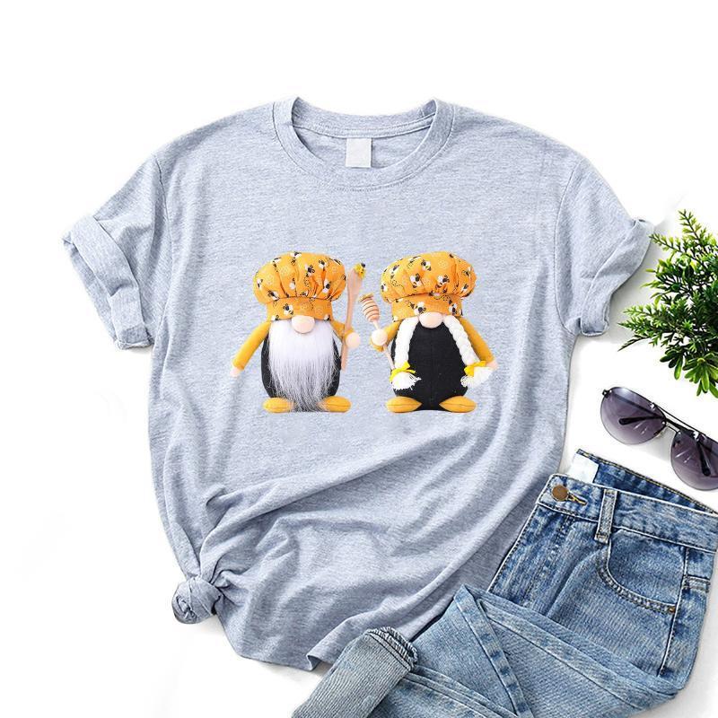 27 # verano camiseta sólida básica para mujeres de punto casual algodón manga corta camisetas tops femeninos streetwear coreano 2021 mujeres
