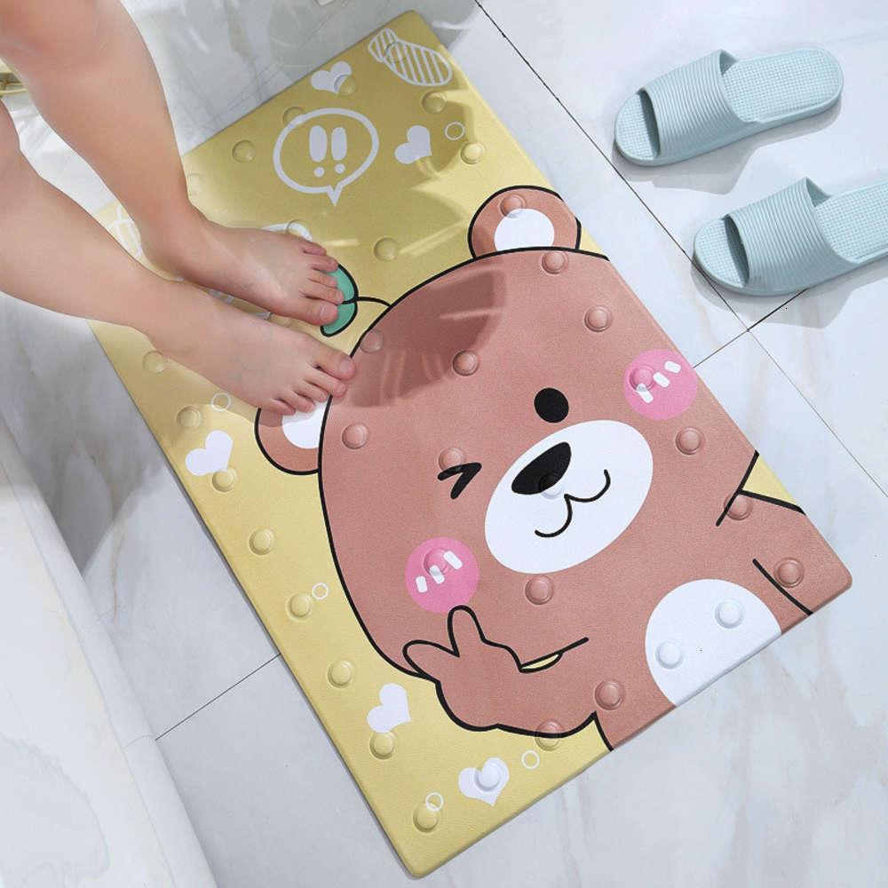 Halılar ev tekstili karikatür banyo arıyorum anti kayma taban ayak mat, vantuz, su geçirmez duş odası küvet mat