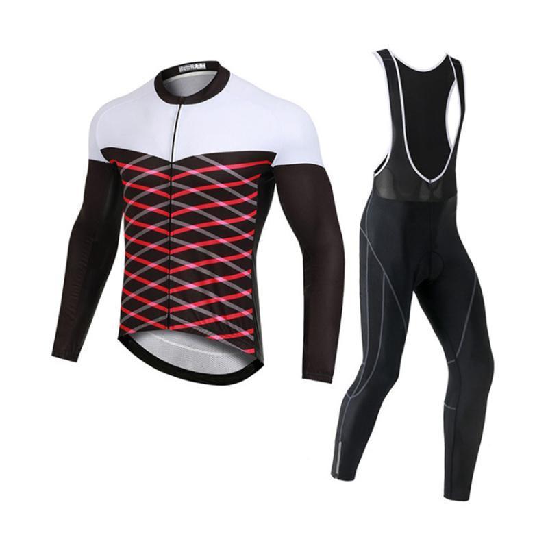 Yarış Setleri 2021 erkek Nefes Bisiklet Jersey Takım Elbise Yaz Dağ Bisikleti Spor Giysiler