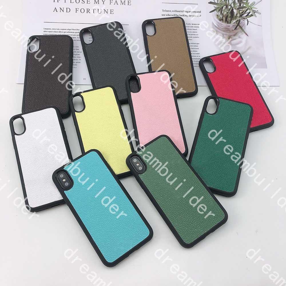 Casos de telefone para iPhone 13 Pro Max 12 11 11PRO x XR XS XSMAX PU Capa de couro Samsung Galaxy S20 S20U S10 Nota 10P 20 Shell