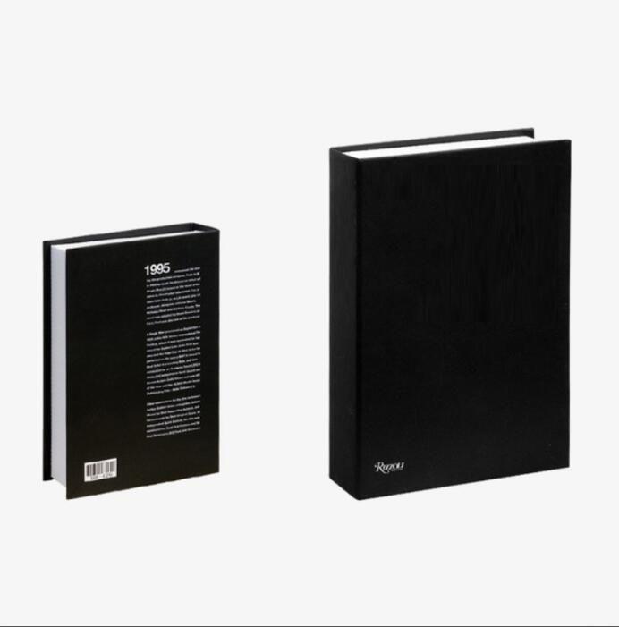 Moda Sahte Kitaplar Ev Dekorasyon Kitap Kutusu Şık ve Güzel Masaüstü Dekorasyon Yeni Gelenler Y0608