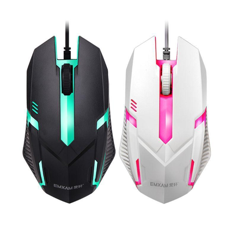 Waterproof Mouse Mice USB Wired Gaming Accessories For LG PC Laptop Tablet Win XP 7 8 Mac10.2