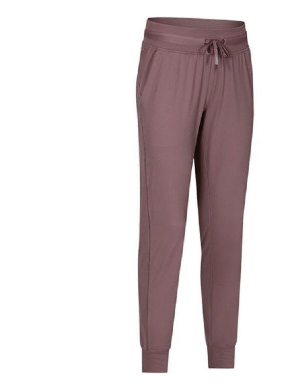 Şekillendirme 2021 - Hizalama Hızlı Kuru Slim Fit Koşu Spor Pantolon Zayıflama Yoga Tayt Joggers 01 003