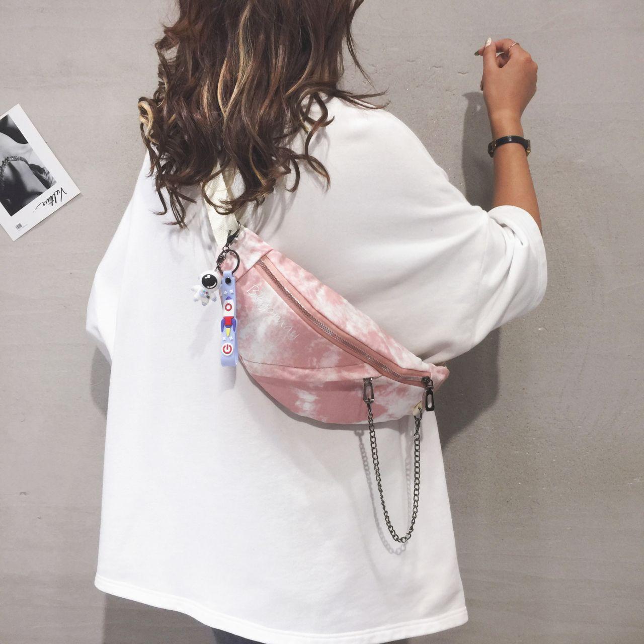 Femmes Tailles Sacs Sacs En Cuir Mini Fanny Pack Multifonctionnel Travel Lady Court Beltonnette Sac Hip Hop Bum Sac Femme Téléphone Purs