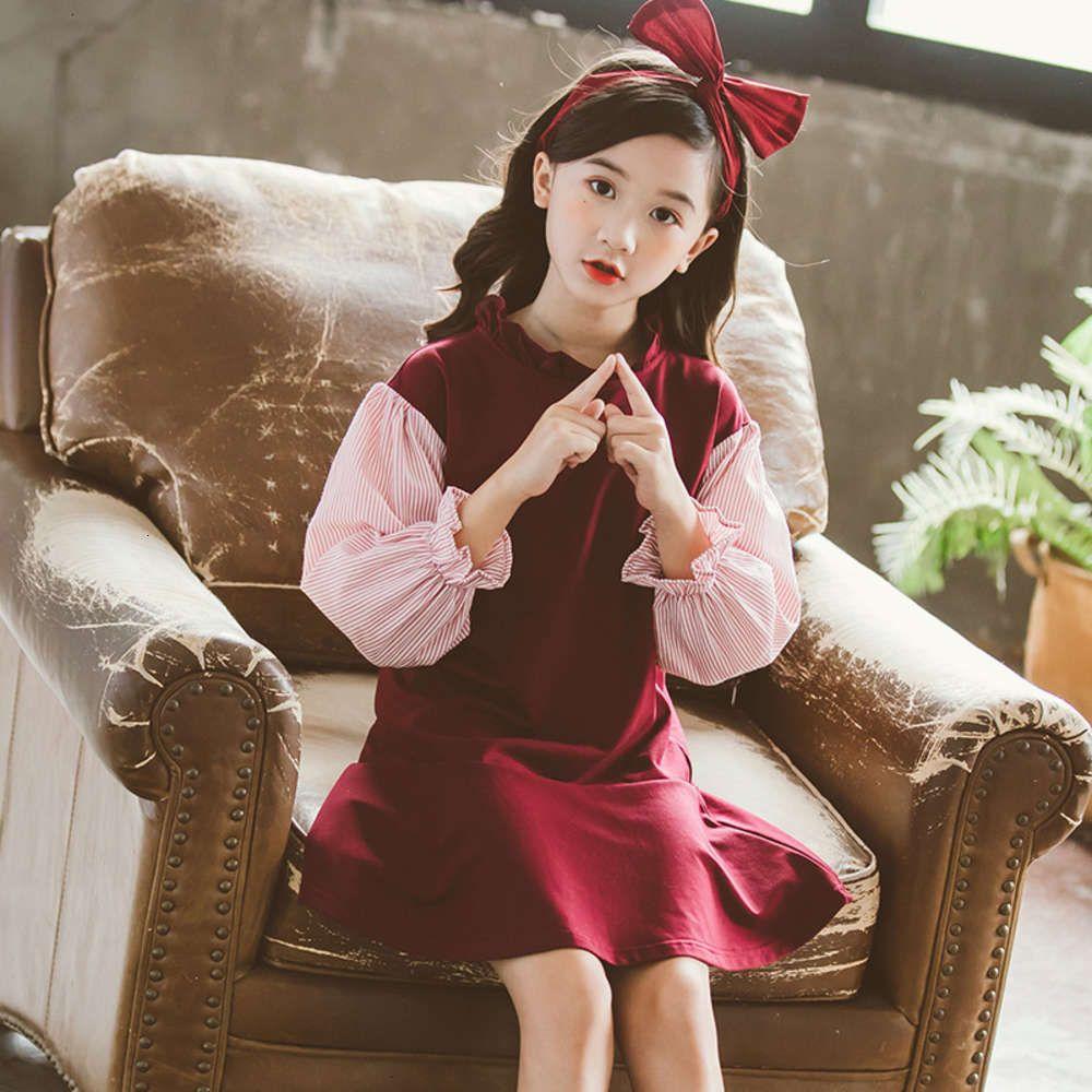 Robes de tir physique2021 Printemps des filles pour enfants DRS Two Skirts0tzj