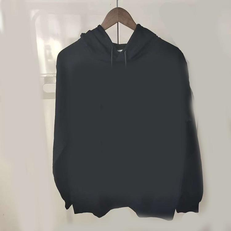 새로운 디자인 유명한 캐주얼 망 후드 스웨터 봄 겨울 여성 탑스 대형 S-4XL 남자 후드 인쇄 단단한 느슨한 여자 스웨터