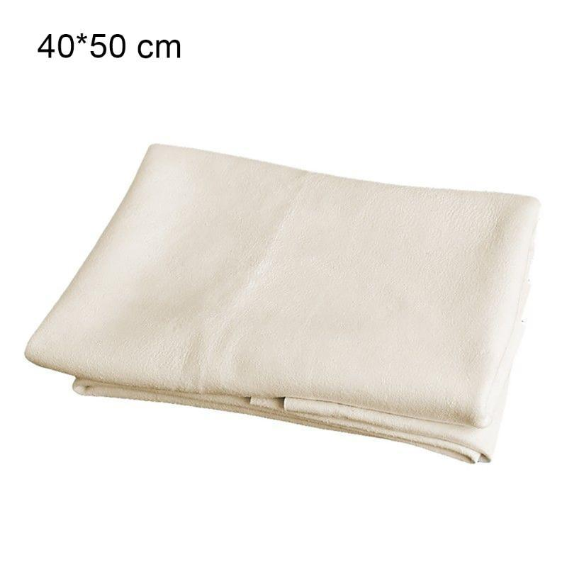 Car Sponge Universal Cleaning Strong Absorption Practical Tear Resistance Soft Maintenance Anti Dust Drying Washing Cloth
