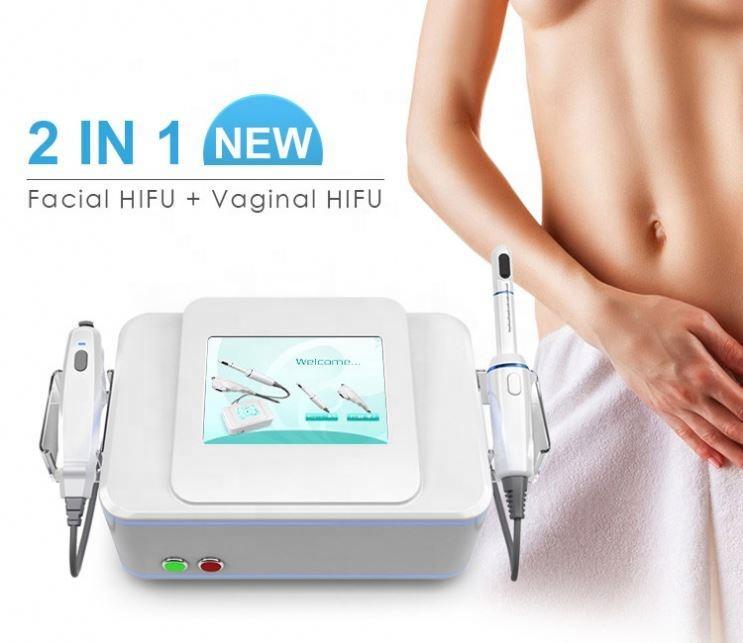 جودة عالية HIFU الموجات فوق الصوتية الأكسجين جت آلات الرعاية التخسيس المضادة للتجاعيد الجلد تشديد المهبل معدات التجميل الليزر