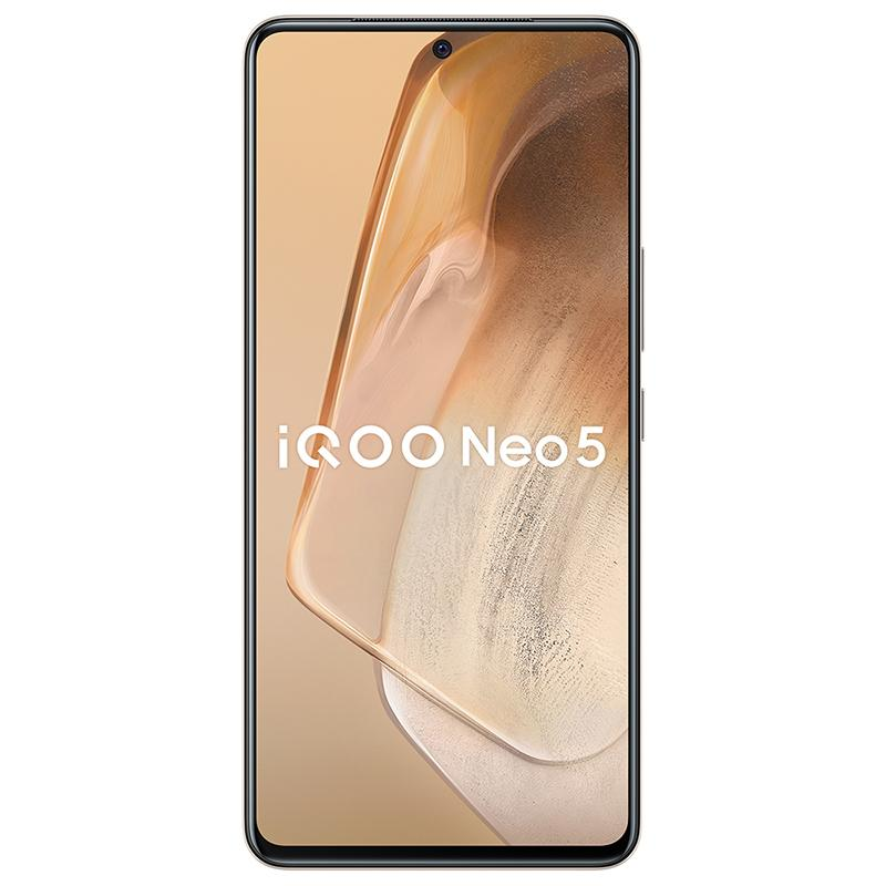"Original vivo iqoo neo 5 5g Handy 12 GB RAM 256GB ROM Snapdragon 870 Octa Core 48MP HDR 10 4400mAh Android 6.62 ""Full Screen Fingerabdruck ID FACE WACK SMART CELLPHONE"