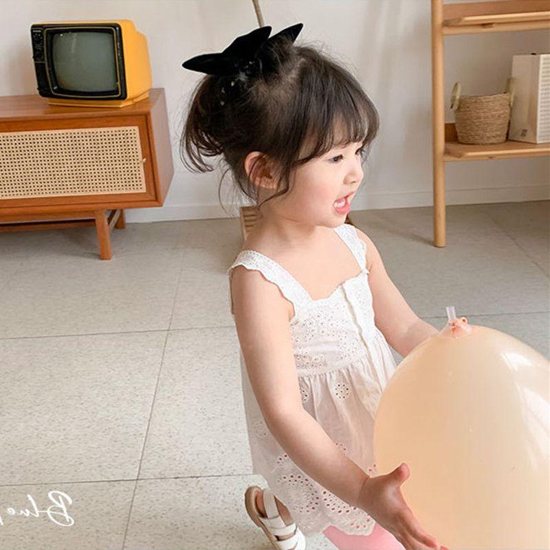 الفتيات بابيس الاطفال بلوزة سترة أبلى 2022 كلاسيكي ربيع الخريف الأعلى قصيرة الأكمام قمصان القطن الأميرة ملابس الأطفال