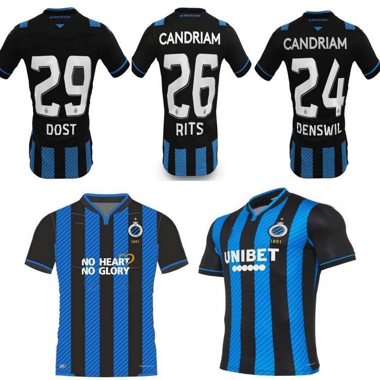2021 2022 Club Brugge KV Jersey Adulto Kid Kids Kit 21/22 Bélgica Vazer Vanken Football Diatta Schrijers Camiseta de