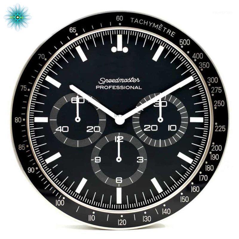 2020 뜨거운 판매 벽시계 럭셔리 디자인 금속 아트 시계 디자인 벽 시계 장식 홈 장식 relogio de parede1
