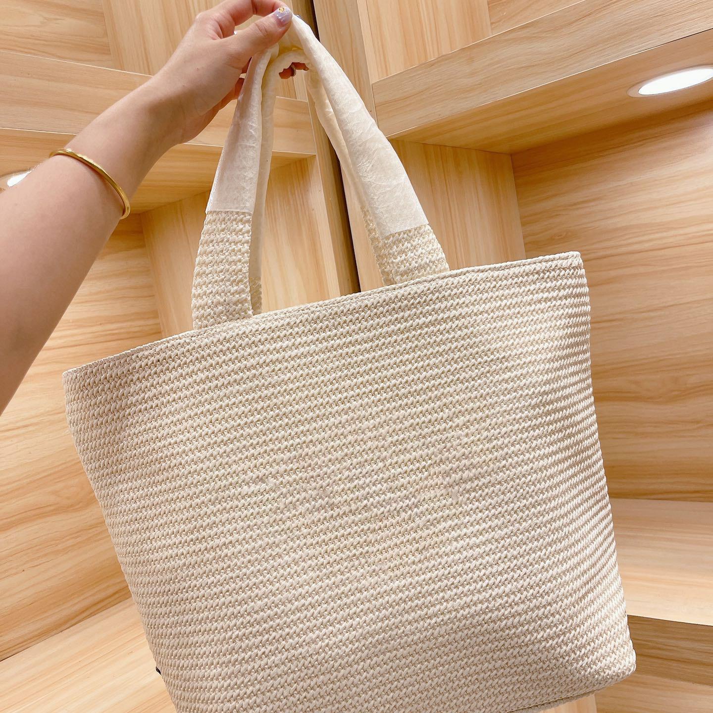 Luxurys Designers Sacs Sac à main Femmes Sac à provisions Grandes quantités Quantité High Quanlity Femelle Sacs à bandoulière Grande marque Lin Matériau
