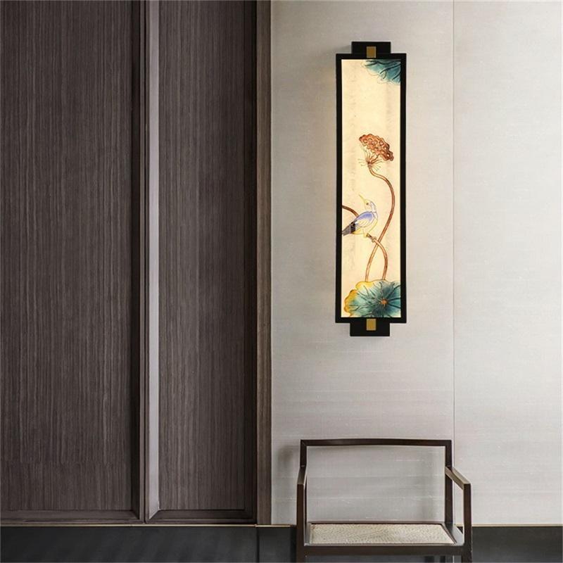 Indoor-Wandlampen-Befestigung kreativer Zuhause dekorativ für Wohnzimmer-Korridor-Schlafzimmerlampe