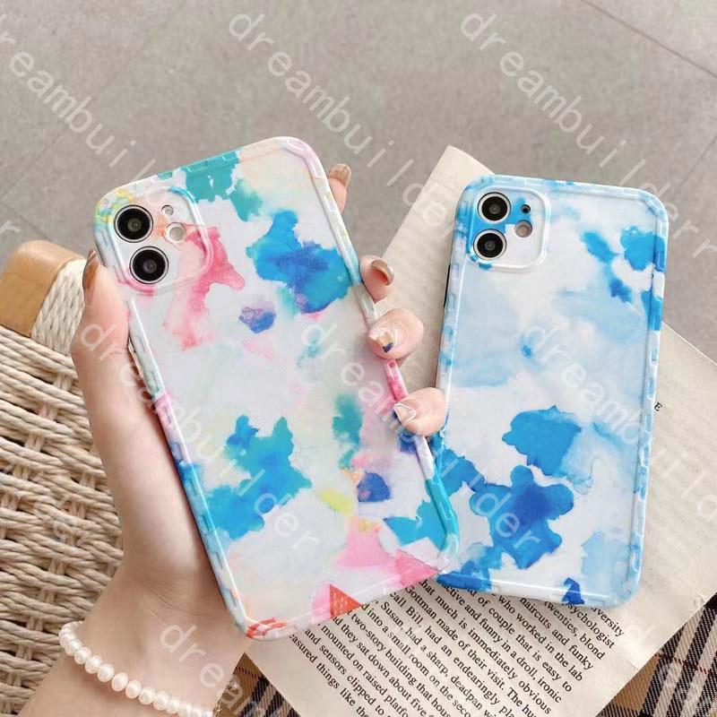 Casi del telefono della moda per iPhone 12 Pro Max 11 7 8 Plus 7p 8p x XS XR XSMax PU Custodia in pelle Custodia in pelle Custodia Designer