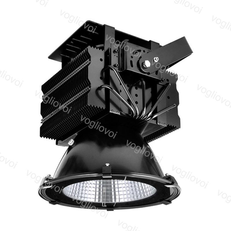Bat Floodlights LED 500W 480leds SMD3030 Alumínio AC100-305V 3000K 6500K para Stadium Light Plaza Campo de Futebol Cais Iluminação Campo de Golfe Torre Candelabro DHL