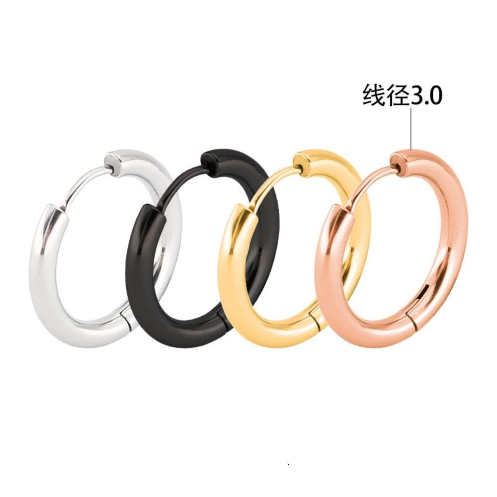 BULK ARET Ohrringe Set Accsori Stainls Stahlohrring Wholeale in China Herren Aussage Koreanische Modeschmuck