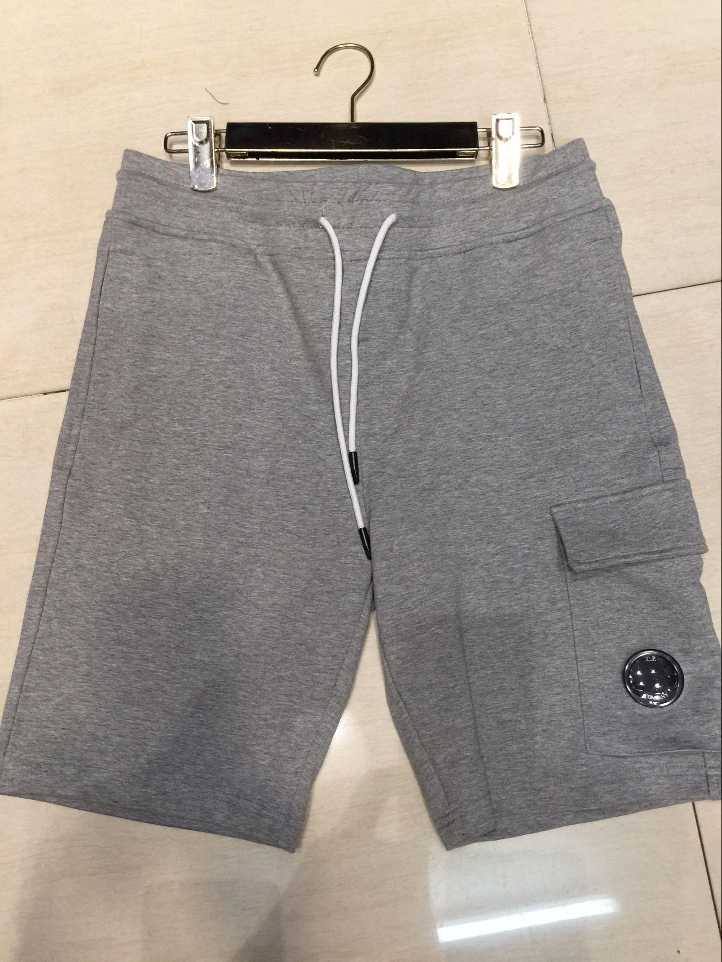 Männer Casual Shorts Lose CPAgarment gefärbte Shorts Sports Laufen Shorts Baumwollhosen
