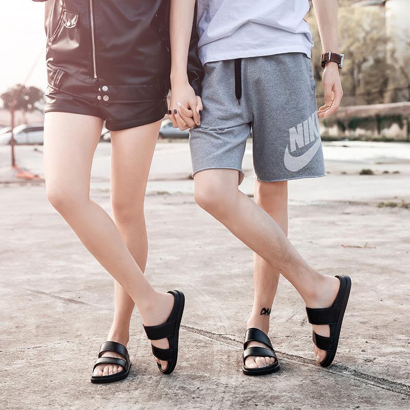 Yeni Rahat Terlik Slaytlar Ayakkabı Kauçuk Sandalet Kadınlar Sandy Bule Plaj Köpük Açık Kapalı Yürüyüş Yumuşak Alt Üç Boyutu 36-44