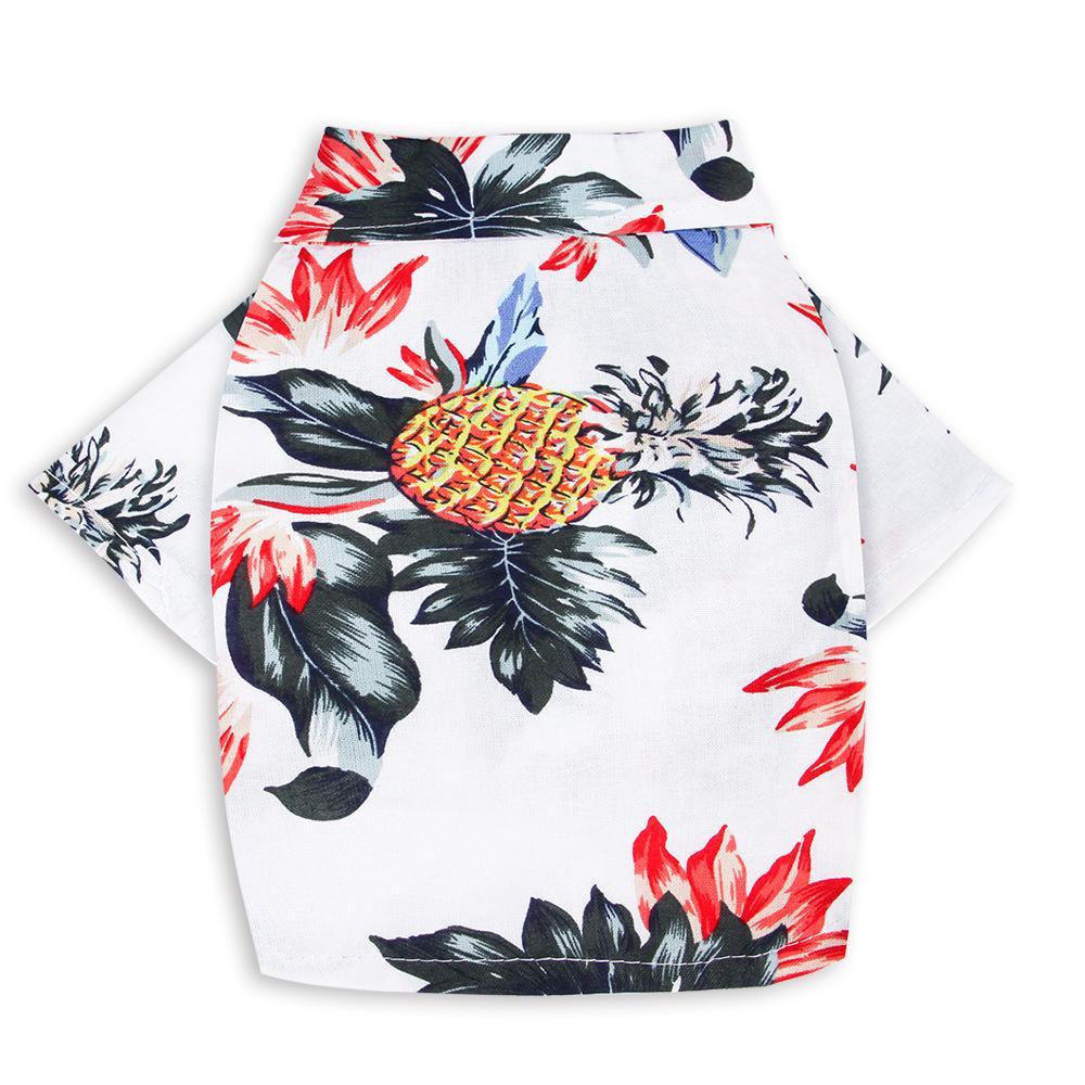 Sublimación reflector en blanco Nylon chaleco para perros mascotas ropa de malla transpirable ajustable camisa creativa camisa de verano TUXEDO PET DOG Suppli {Categoría} K6ko