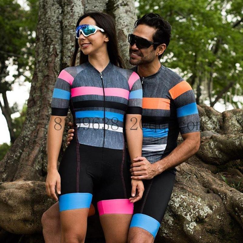 Racing Sets Jumpsuit Cycling Clothing Triathlon Set Running Mtb Uniforme Kit Ropa Maillot 2021 Custom Outdoor Tights Body Bike