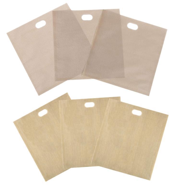 6 stücke Brot Taschen Backen Mikrowellenofen Kochen (sortierte Farbe) Geschenk Wrap