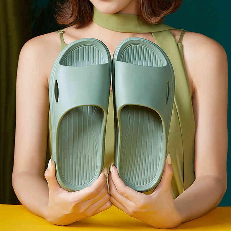 샌들 2121 스타일의 여름 슬리퍼 여성 미끄럼 방지 신발 휴일 해변 Lfeu