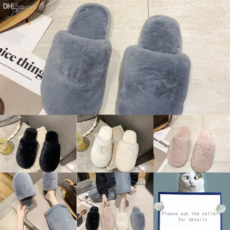 Muh2i moda top luxo letra das mulheres sandálias popular deslizador deslizamento de verão Mens de qualidade larga flip slippery sandálias de pelúcia chinelo flat
