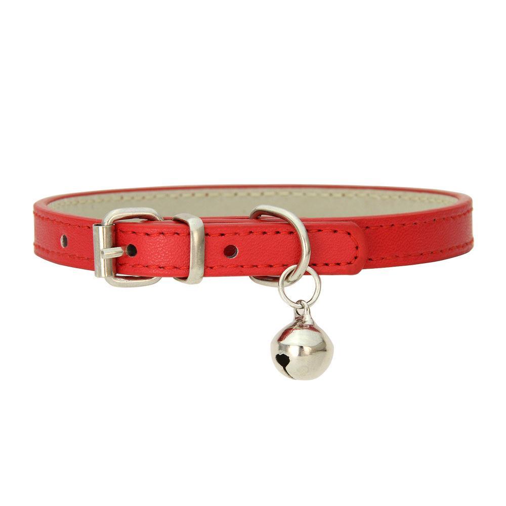 Pet Supplies DIY Bell Cat Collars 2021 Cat-Supplies Pets Bell-Collars 16 colors