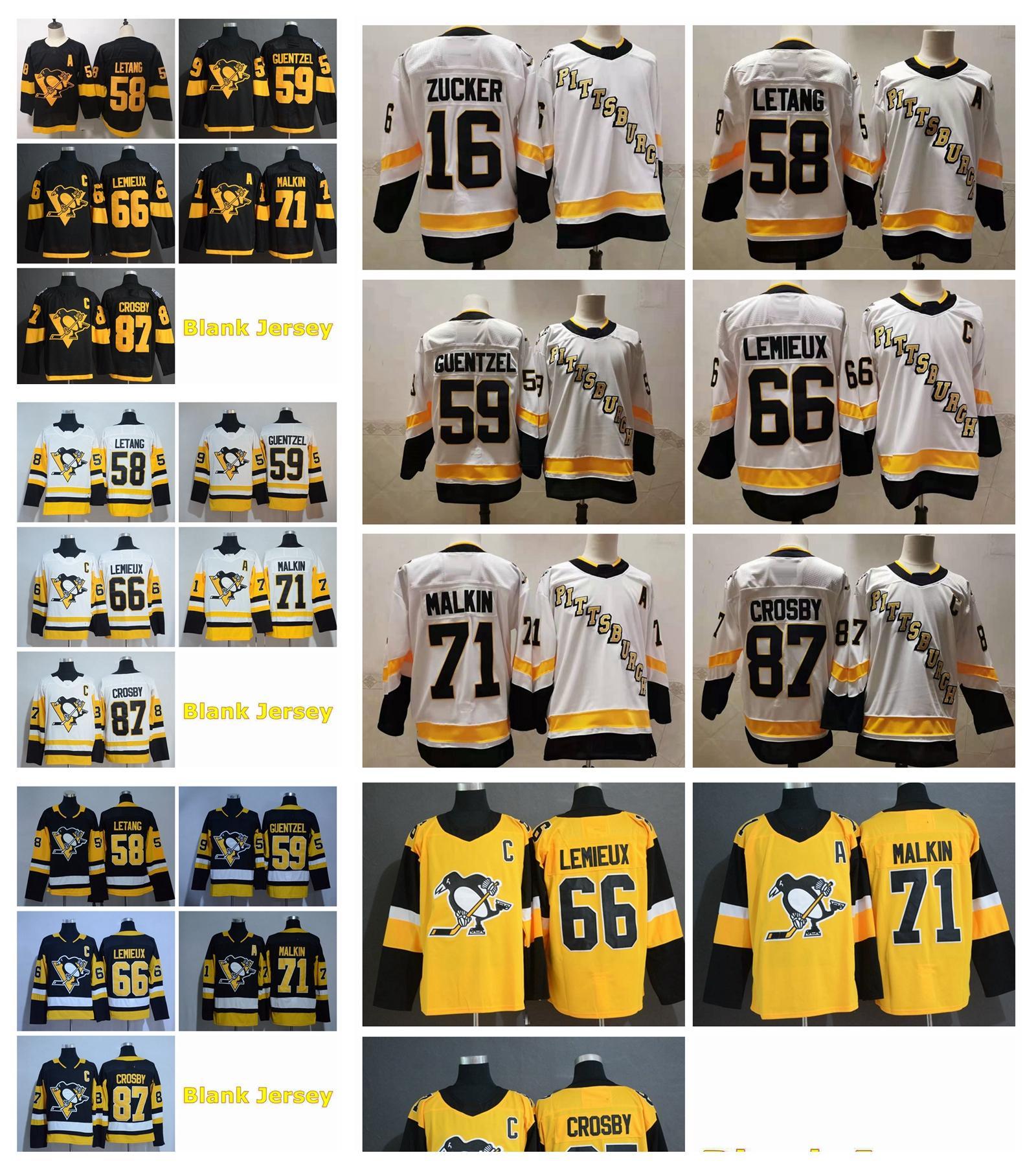 2021 Pittsburgh Penguins Hóquei Jerseys Mens Sidney Crosby Jersey Evgeni Malkin Jake Guentzel Kris Letang Bryan Brandon Tanev Kasperi Kapanen Costurado