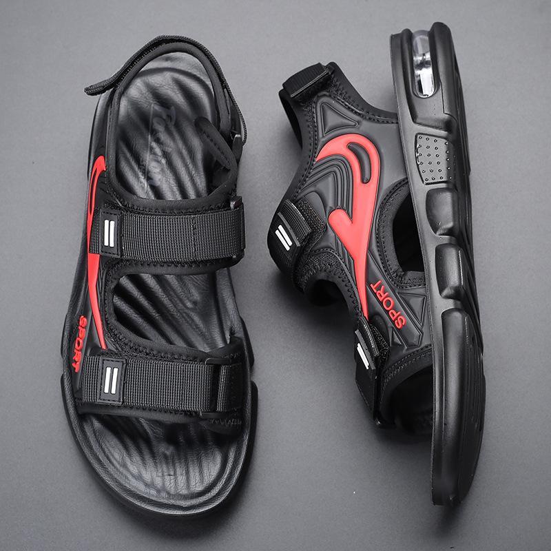 Sandali da uomo Air Cuscino Sandali Estate Tempo libero All-Match Youth Mens Sandali Junior Shoes Shoes Shoes Roman Mens Scarpe da maglia