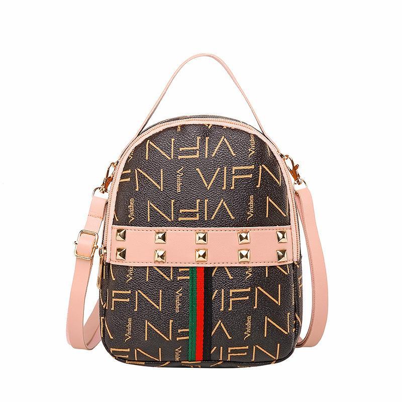 Рюкзак vento marea mini crossbody для девочка-подростка Revit Женщины плеча телефон Корейский стиль модный женский Bagpack