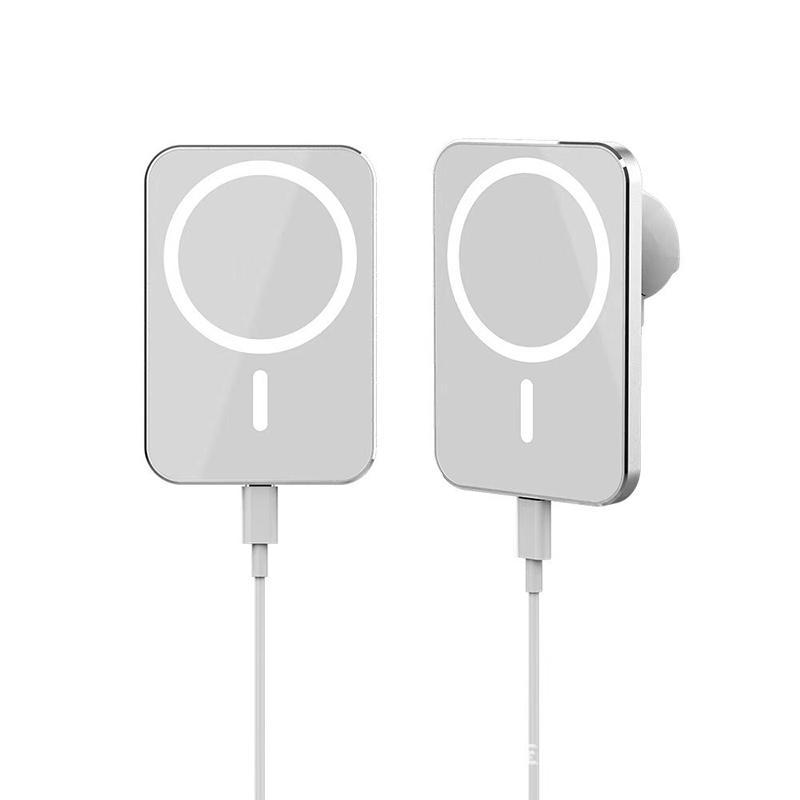 Магнитное автомобильное беспроводное зарядное устройство для iPhone 8 x Plus 12 Pro Max Mini Samsung Huawei 15W быстрая зарядка автомобиля с розничной коробкой