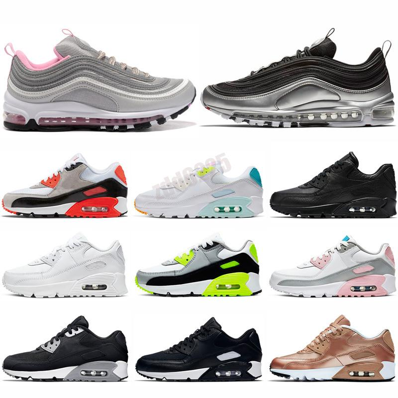 Top Bullet Grey Menta Running Shoes For Men Women Classic Cushion Trainers High Quality Black White Queen Big Kids Sneakers