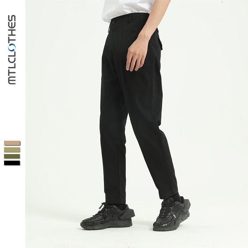 Zona especial   Nuevo Pantalones casuales de tendencia juvenil en primavera