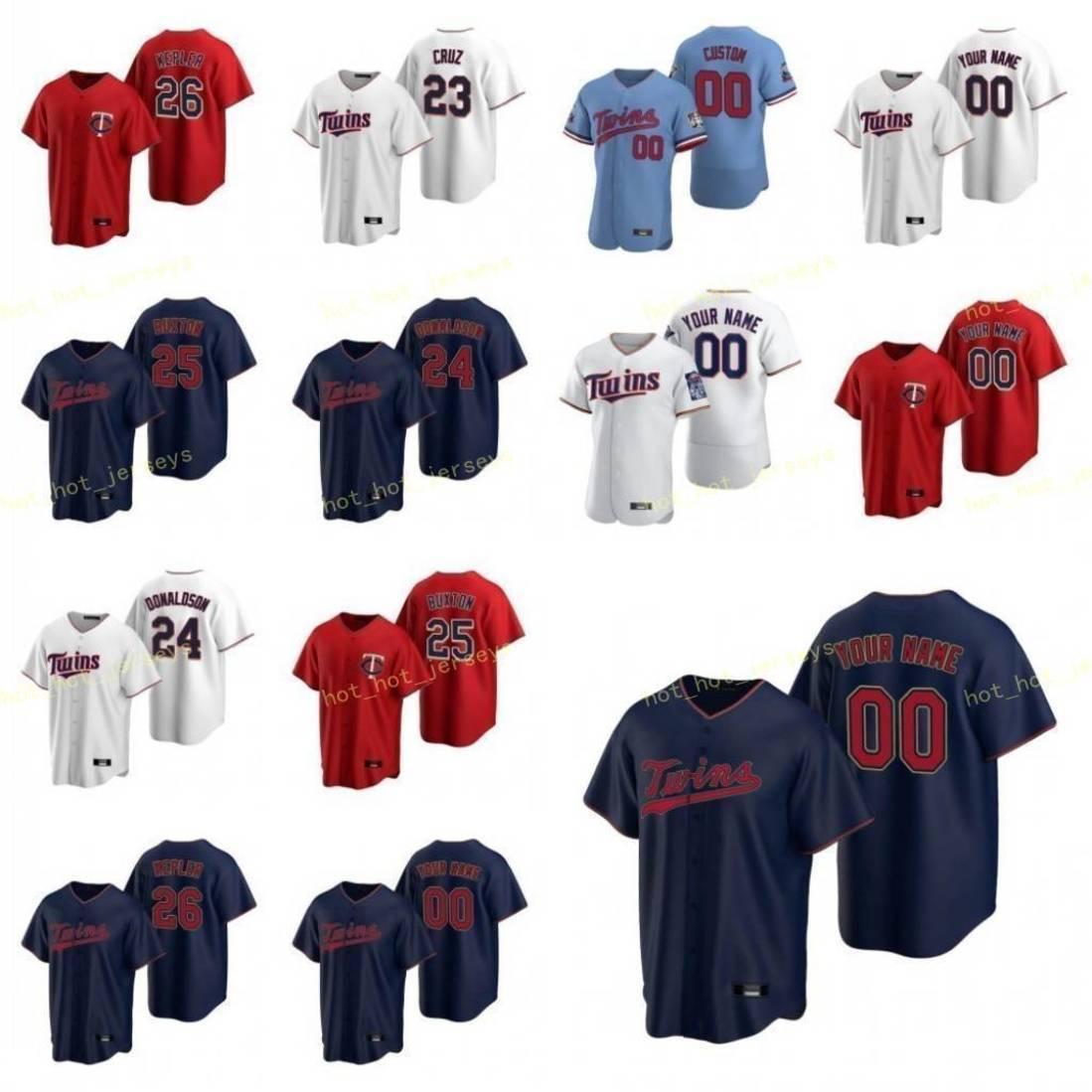 Cruz نيلسون 23 البيسبول جيرسي دوبنك راندي 68 دونالدسون جوش 20 دوف تايلر 21 جارفر ميتش 8 مخصص الرجال الاطفال النساء غرزة