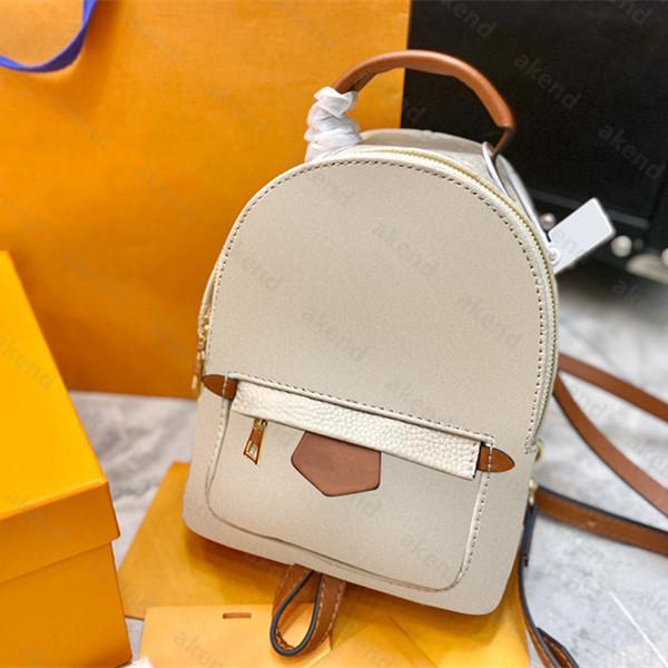 أعلى جودة الرجال نساء النخيل الينابيع حقائب جلد طبيعي حمل PSG L حقائب الكتف حقيبة محفظة محفظة فاخر مصمم النقش على ظهره ستايليل حقائب اليد