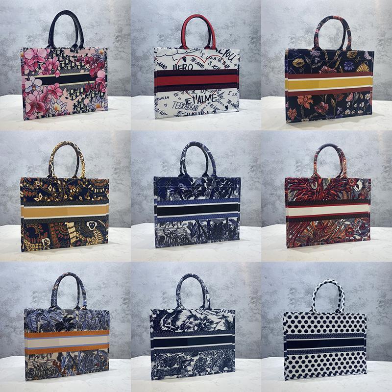 2021 Designer de marca Sacos de compras Moda feminina Luxo Grande Capacidade Bolsa tamanho 41 * 31.5 * 16cm