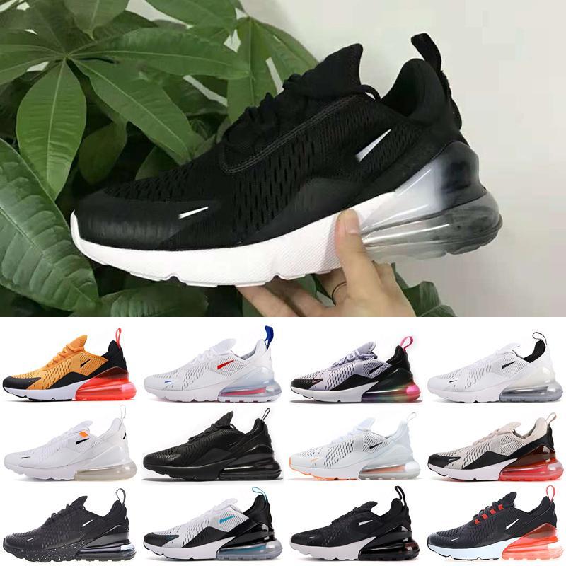 Max 270 nuovi colori uomini donne scarpe da ginnastica di sport maschio Athletic Gym 27 femminili camminare all'aperto Sneakers Air