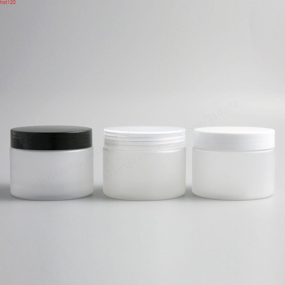 5 oz don plastik kavanoz kapakları ile 150g boş kozmetik kapları örnek krem kavanoz paketleme 20 adetgü