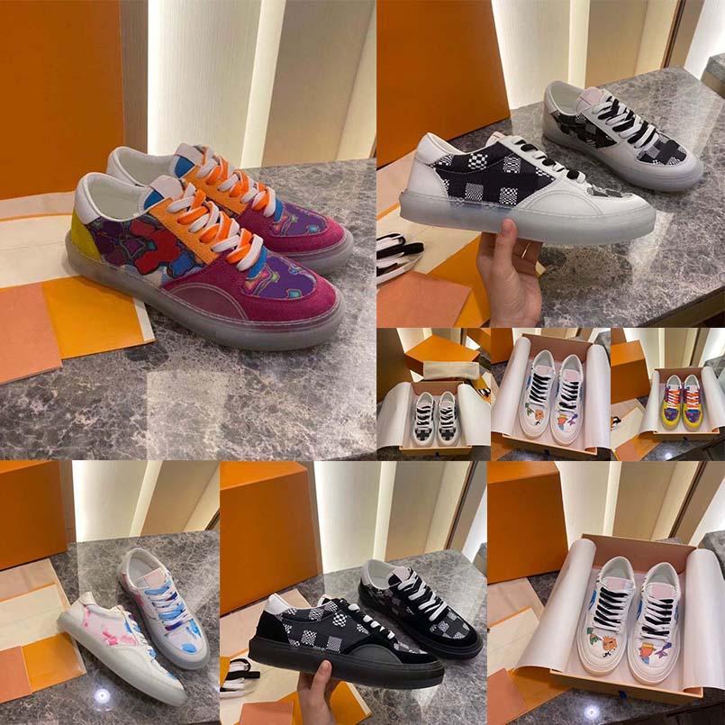 Klasikler Loafer'lar Kadınlar Espadrilles Düz Tasarımcı Ayakkabı Tuval Ve Loafer'lar Iki Ton Kap Toe Moda Rahat Ayakkabılar Ayakkabı10 02