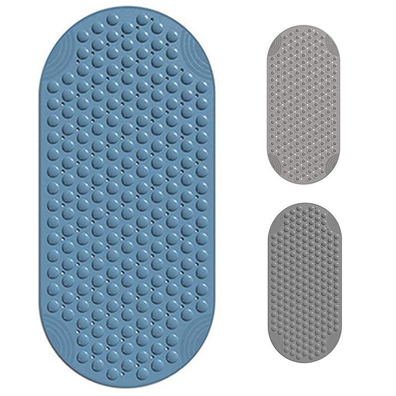 Tapis baignoire baignoire tapis antidérapant douche tapis pour salle de bain baignoire baignoire lavable ventouse 16x35inch