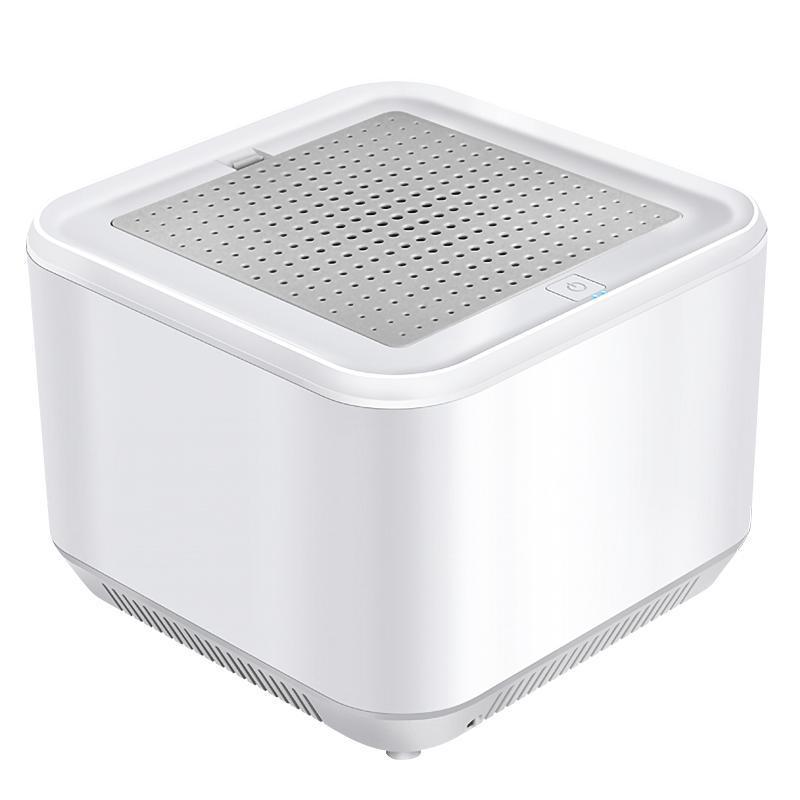 Purificatori d'aria Purificatore Ozono GRATUITO Cleaner Hepa Filtration System Odore polline Polvere antipolvere Polvere PET DANDER Eliminator