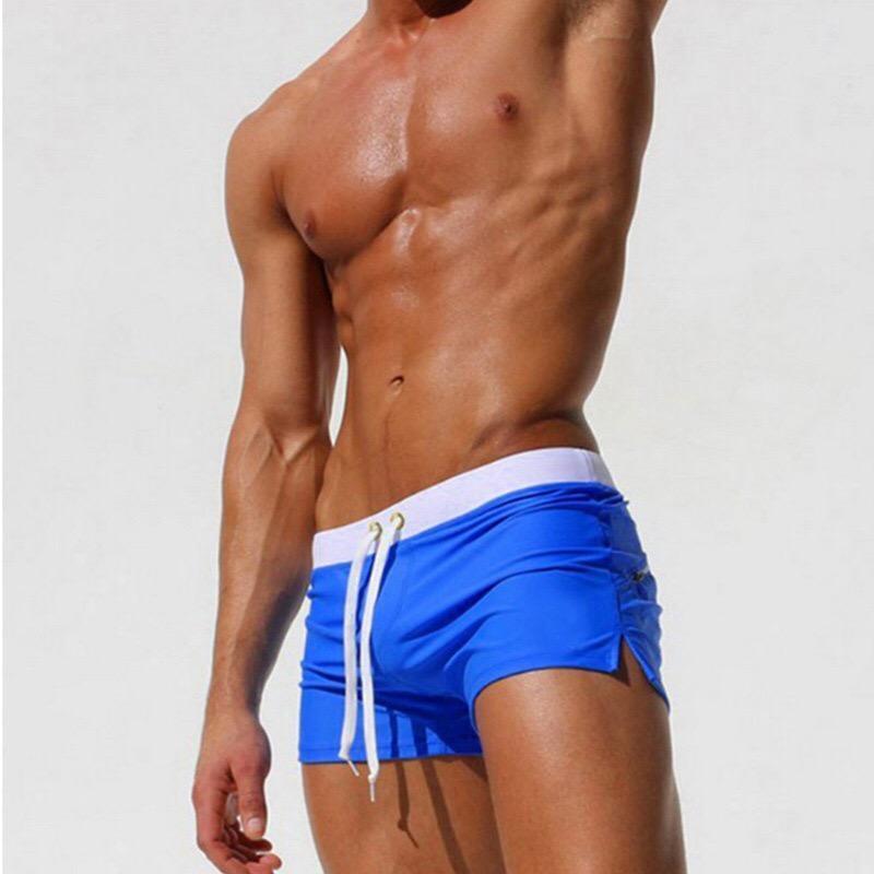 Atacado Mens surf Board shorts praia desgaste macho swimwear com strings bolsos mais tamanho 1615