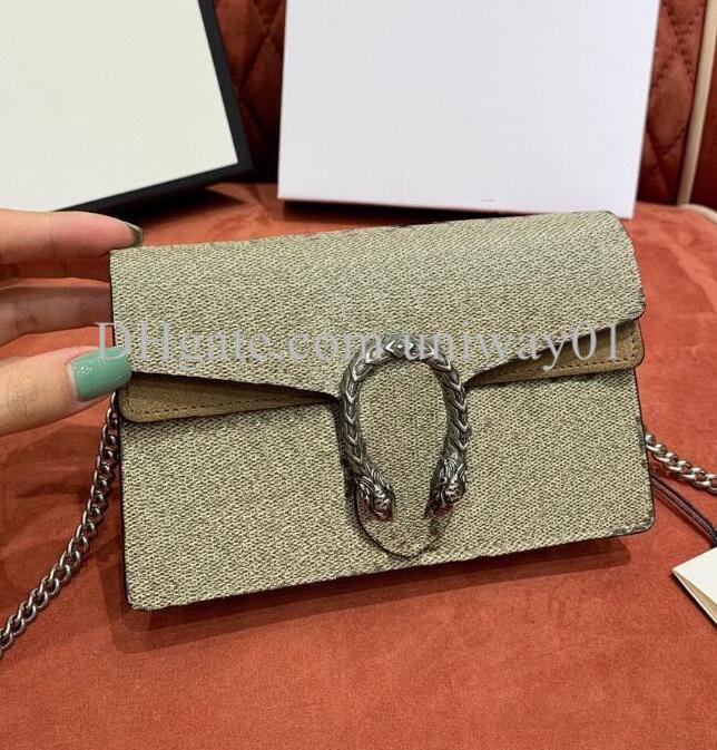 Mulheres bolsa mini 18cm bolsa de ombro clássico caixa roriginal bolsa cruz de mensageiro de corpo cruzado