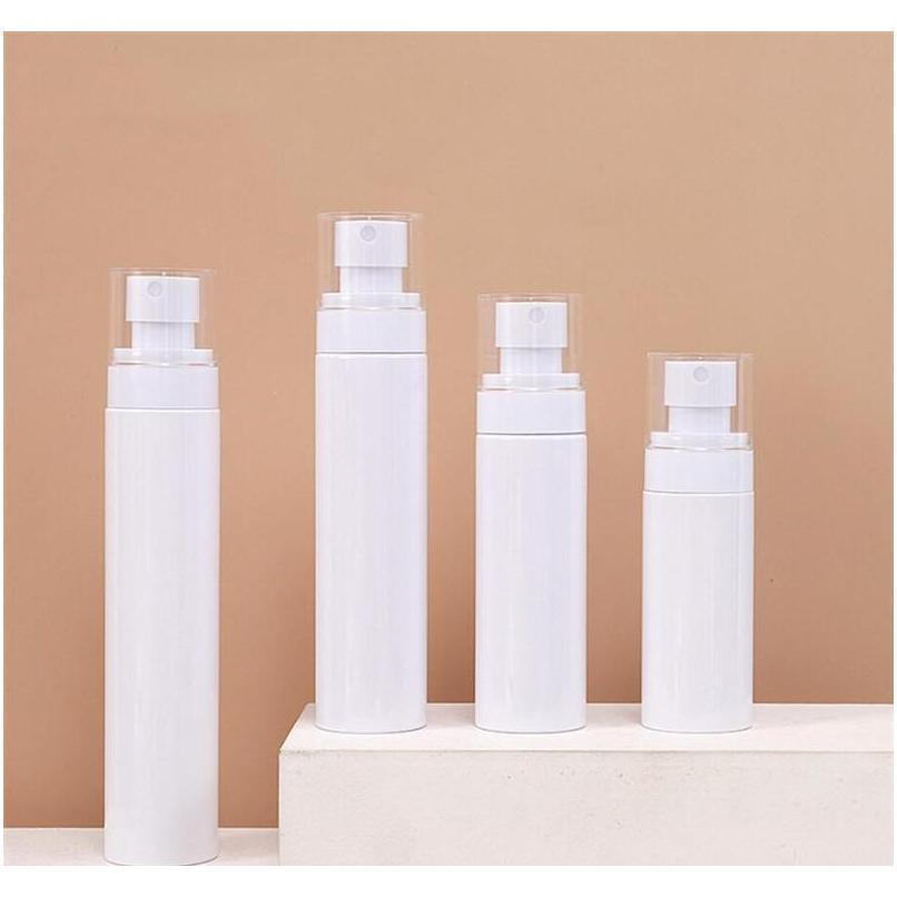 Упаковочные офисные школьные бизнес Промышленные падение Доставка 2021 60 мл 80 мл 100 мл 120 мл Пустой пластиковый лосьон бутылочки покрасненные косметики
