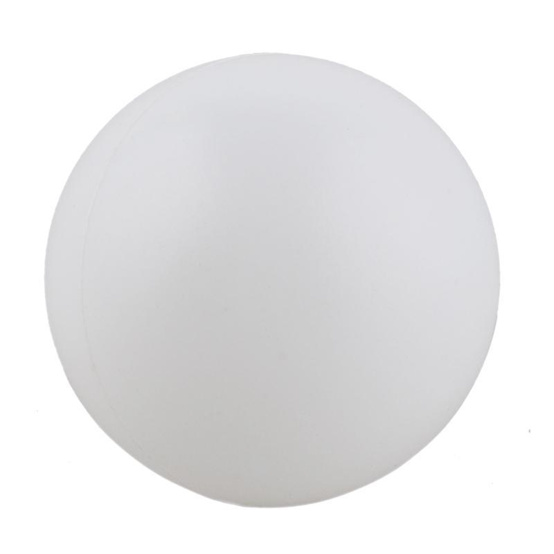 Pacote de 12 bolas de tênis de mesa brancas brancas