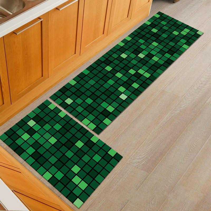 Kitchen Mat Bathroom Doormat Bedroom Bedside Blanket Balcony Carpet Carpets For Bed Room Fur Rug Living