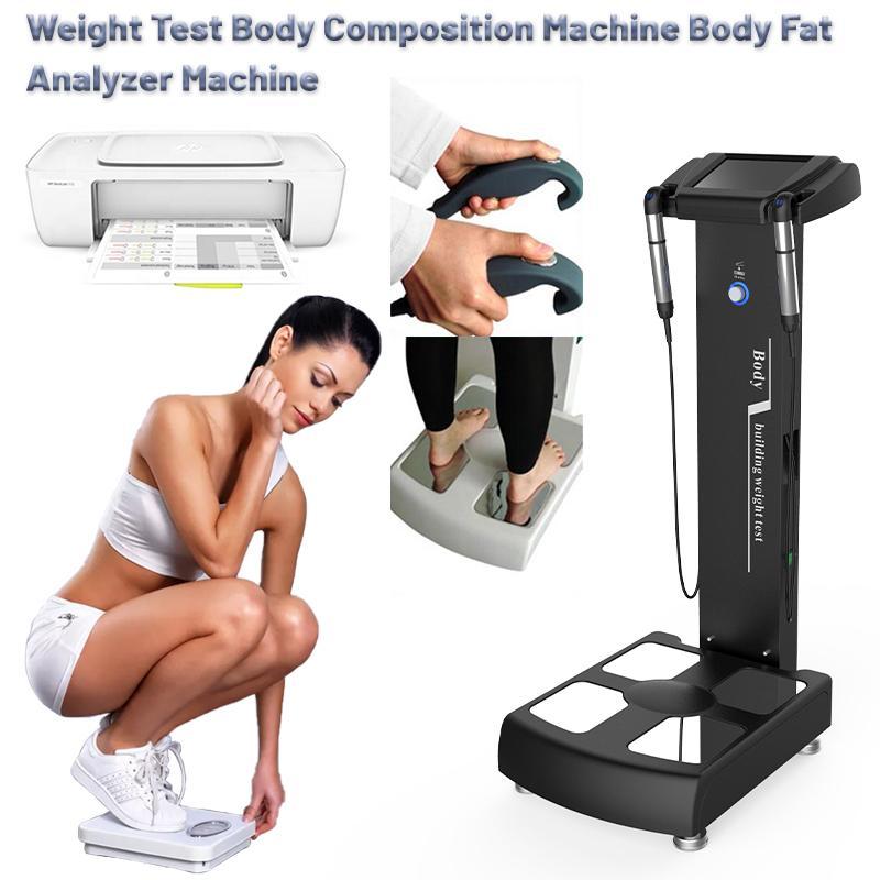 Bodybuilding Peso Test Body Composizione Composizione Ana analizzatore di grasso per uso domestico commerciale