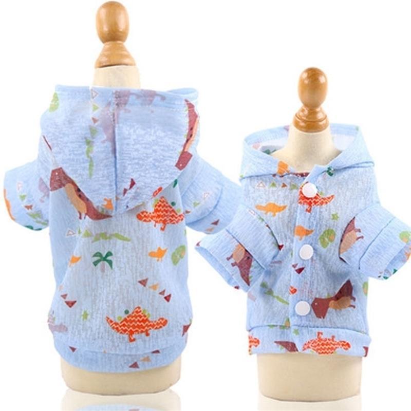 Sublimación Reflector en blanco Nylon Chaleco para perros de mascotas Ropa de malla transpirable ajustable Camisa de moda creativa Camisa de verano TUXEDO PET DOG Suppli {Categoría} 9Wl